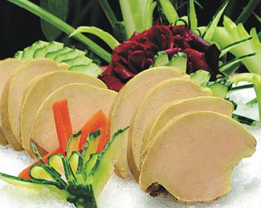 这几种法式鹅肝的烹制法你学会了吗?